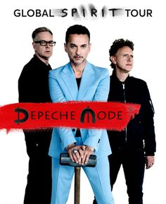 Depeche Mode announce new album Spirit in 2017!!