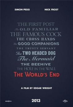 """""""The World´s End"""""""