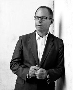 """Michael Bierut is a graphic designer, design critic and educator. Bierut was born in Cleveland, Ohio, in 1957. He studied graphic design at the University of Cincinnati's College of Design, Architecture, Art and Planning.  According to his Pentagram online biography: Bierut """"is responsible for leading a team of graphic designers who create identity design, environmental graphic design and editorial design solutions""""."""