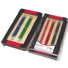 Sukkapuikkosetti Zing 15cm KnitPro - 35,40e