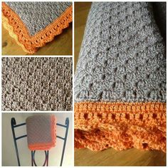 Posts about crochet written by Maryanne C2c Crochet, Manta Crochet, Crochet Borders, Crochet Stitches Patterns, Crochet Round, Crochet Home, Love Crochet, Crochet Trim, Beautiful Crochet