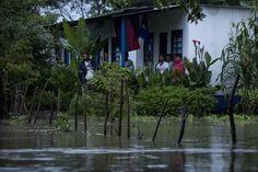 Tormenta tropical Nate deja 23 muertos en Centroamérica y se dirige a México | El Puntero