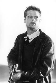 Brad Pitt 7even.