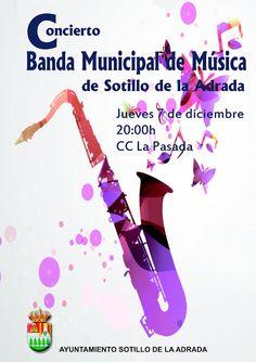 TietarTeVe en Gredos: 7 Diciembre: Concierto de la Banda Municipal de Mú...