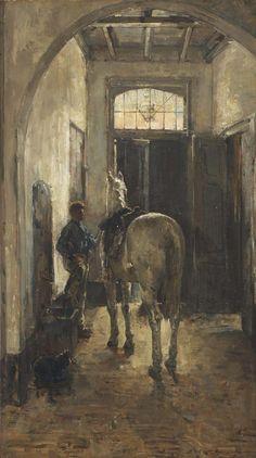 isaac israls voorbereiden voor de rit impressionist artists pierre auguste renoir edgar degas