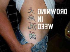 traductions de tatouages de caractères chinois - 2Tout2Rien