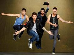 Travis Wahl from So You Think You Can Dance, now with his own dance troupe: Shaping Sound