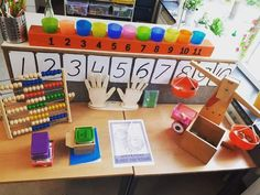 Rekenhoek Teachers' Day, Arithmetic, Eyfs, Math Resources, Diy For Kids, Preschool, Classroom, Lettering, Teaching
