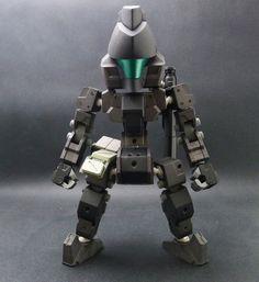 3d Printed Robot, Futuristic, 3d Printing, Lego, Robots, Prints, Models, Craft, Toys