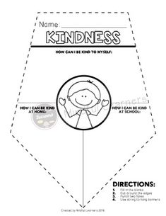 What Does it Mean to be Kind?: Read-Aloud Companion