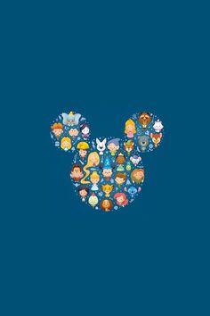 Wallpapers fofinhos Disney para seu Desktop e/ou celular