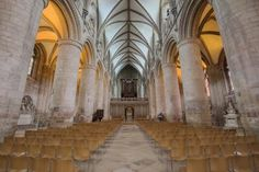 Gloucester Cathedral Nave England via Classy Bro Ripon Cathedral, Anglican Cathedral, Lincoln Cathedral, Cathedral Church, Manchester Cathedral, Women Artist, Worcester Cathedral, Spiritual Church, Color Style