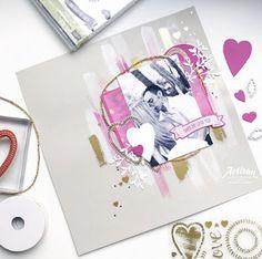 Sure Do Love You Stampin' Up! Artisan Design Team Blog Hop