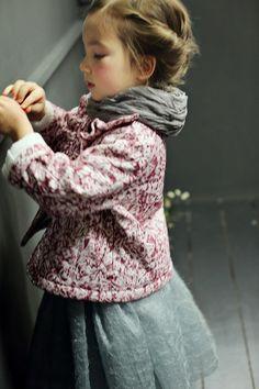 Sweven Petra Jacket #girls #fashion