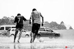 Pelada na chuva