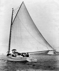 The Sleek Racing Yachts of Old New York