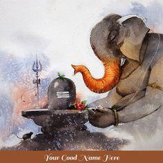 Lord Shiva Shivling images with Name Shiva Art, Ganesha Art, Krishna Art, Ganesha Sketch, Shri Ganesh, Hanuman, Lord Krishna, Lord Shiva Hd Wallpaper, Lord Ganesha Paintings