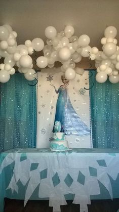 disneys frozen elsa Birthday Party Ideas | Photo 10 of 10