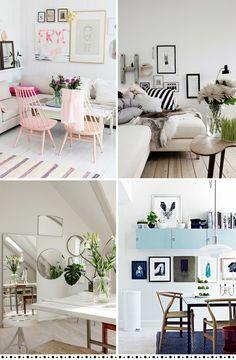 » Living Room Deco Inspiration* Mi armario en ruinas