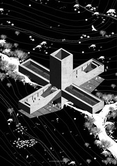 Archetypal Landscapes: 10 Projects From The Barozzi / Veiga Workshop in Chile