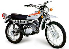 Image result for 70's suzuki ts 185 motocycle
