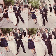 city wedding - Philadelphia