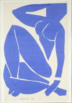 Matisse cutouts - 2014 program - wish i could have a trip to the tate modern!