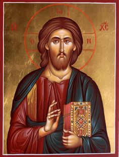 Click image to close this window Byzantine Icons, Byzantine Art, Religious Icons, Religious Art, Christ The Redeemer, Jesus Christ, Christ Pantocrator, Greek Icons, Catholic Pictures