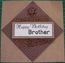 Happy Birthday Brother coloring page | Craftaholic ...