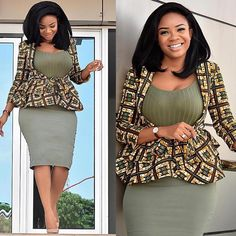 Great Stylish African fashion clothing looks Tips 9064058415 - African Fashion Designers, African Inspired Fashion, African Print Fashion, Africa Fashion, African Print Dresses, African Fashion Dresses, Fashion Outfits, African Dress Styles, Fashion Hacks