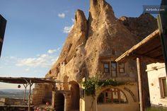 Rent a Fairy Chimney in Cappadoccia in Uçhisar