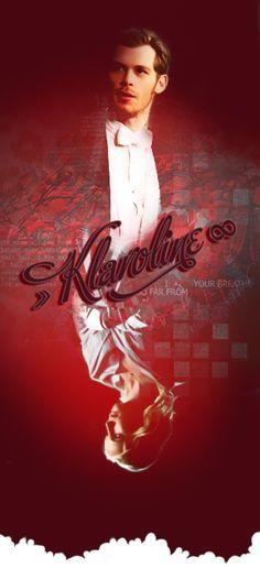 Klaus+Caroline - Klaroline by Lav93.deviantart.com
