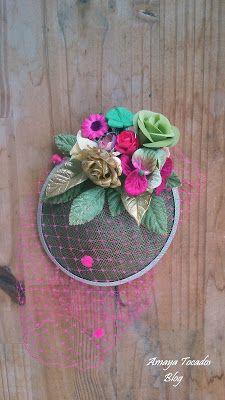 #Amayatocados #flor,  #floresterciopelo #tocadopequeño #hair #tull #tullplumeti  #bridal #verde #dorado #complementos, #chic, #boda, #fiesta, #moda #invitadaperfecta #flor #lino #accesorios #wedding #terciopelo #andalucia #artesania #novia #tocado , #pequeñotesoro , #madrina , #buganvilla #colororo