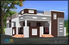north facing house elevation designs full size of house front elevation design single floor designs for east facing ideas a front elevation designs for north facing house House Front Wall Design, Single Floor House Design, House Outside Design, Village House Design, Kerala House Design, Bungalow House Design, Small House Design, Front Elevation Designs, House Elevation