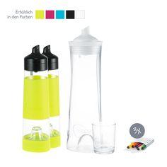 Die nuapua Trinkflasche und Glaskaraffe veredeln Leitungswasser mit 100% - ohne Zuckerzusatz, Farbstoffen oder anderen Zusatz- und Konservierungsmittel, ganz natürlich.