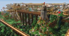 Which Minecraft Player Are You? - I got: The Architect! Which Minecraft Player Are You? I have to admit… my survival houses are pre - Minecraft Windows, Minecraft Structures, Cute Minecraft Houses, Minecraft House Designs, Amazing Minecraft, Minecraft Crafts, Minecraft Buildings, Minecraft Jungle House, Minecraft Building Guide
