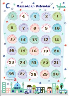 Creating Ramadan Traditions: Amazing Ramadan Advent Calendars