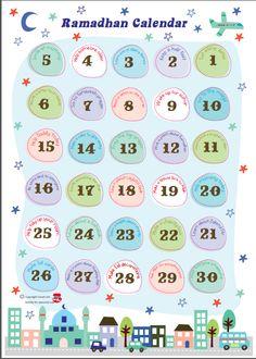Creating Ramadan Traditions: Amazing Ramadan Advent Calendars