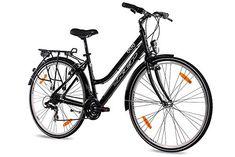 Kcp 28 Citybike Damen Trekkingrad Alu Fahrrad Ara Mit 21 Gang
