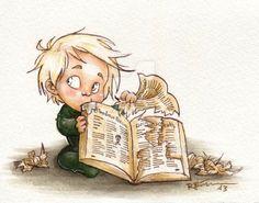 Baby Draco by CaptBexx on DeviantArt