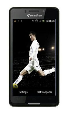 Yang Madridista mana nih suaranya? Udah pakai apps Real Madrid Wallpaper HD ini belum nih? #SMARTaplikasi