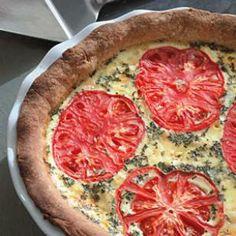 Tomato-Corn Pie and more Make-Ahead Brunch Recipe Ideas