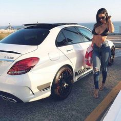 Luxury World Cars - Cars of the day, everyday is the car day! Your daily source of luxury cars. You can also visit our site if you are looking for high-class luxury car keychains. Hot Cars, Sexy Cars, F100, Sexy Autos, Carl Benz, Mercedes Benz Autos, Car Girls, Girl Car, Ferrari