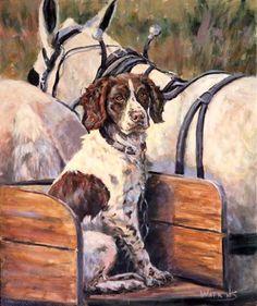Peggy Watkins Sport and Wildlife Art