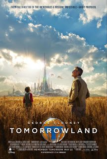 Click the image to enter to #WIN tickets to @Disney 's #TOMORROWLAND Advanced Screening in #kwawesome #disney #GeorgeClooney #prize #giveaway #movie #film #contest