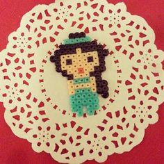 Jasmine perler beads by season322