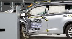 Awesome Toyota 2017: Facelifted Toyota Highlander Earns Top Award From IIHS...  Cars