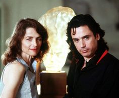 Jean Michel with Charlotte Jean Michel Jarre, Charlotte Rampling, Cultural Events, Electronic Music, Superstar, Avengers, Hollywood, Concert, People