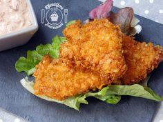 KFC Ultra Crispy Chicken Source by chouchoubidoumf Kfc Bowls Recipe, Kfc Gravy Recipe, Kfc Fried Chicken Recipe, Crispy Chicken, Roast Chicken, Pollo Kfc, Jamaican Beef Patties, Kfc Coleslaw, Gourmet Sandwiches