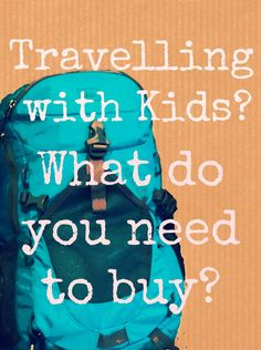 What do you need to buy before you go travelling with kids? Visit our travel store to see what we thik is essential and what's useless as you set off to see the world with your children. Travel gear recommendations, books, resources, medical kit and toys from family travel blog, World Travel Family.